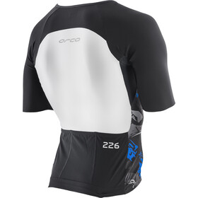 ORCA 226 Tri Jersey Men blue/atoll white